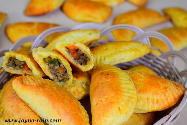 African Meat Pies Beef Empanadas Jayne Rain