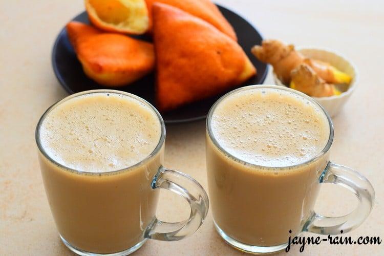 kenyan ginger tea