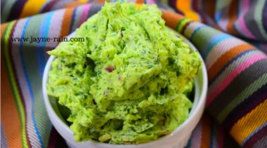 garlic parsley butter