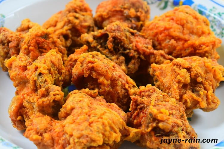 kfc style fried chicken