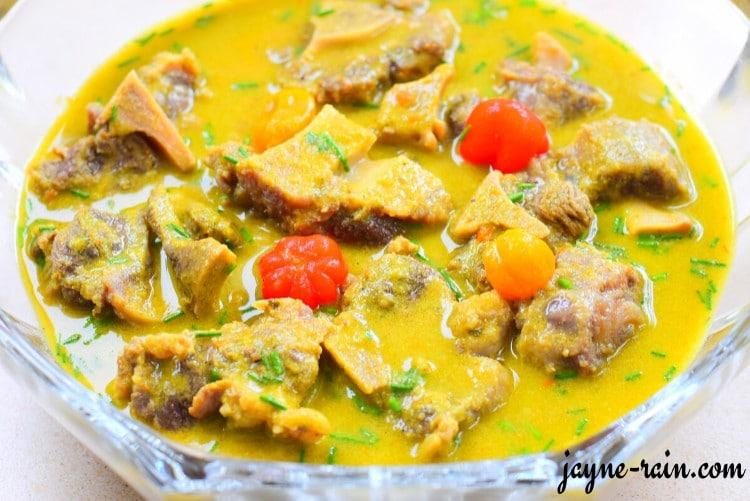 african pepper soup