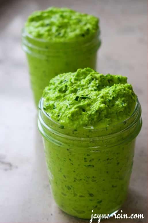 green seasoning marinade